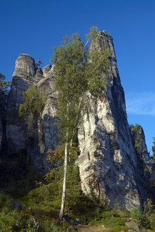 Free Prachov Rocks Stock Image - 26549651