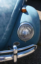 Free Headlight Of Vintage Car Royalty Free Stock Image - 26550486