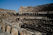 Free Colosseum In Rome, Italy Stock Photography - 26550312