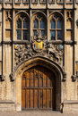 Free Entrance To All Souls College, Oxford Stock Image - 26567981
