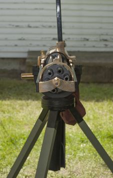 Civil War Weapons Stock Images