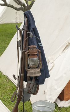 Free Civil War Weapons Stock Images - 26564724