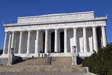 Free Lincoln Memorial Royalty Free Stock Photography - 26568137
