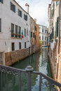Free View Of The Water Channel In The Venice Royalty Free Stock Images - 26576039