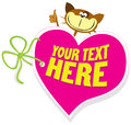 Free Valentine Tag Royalty Free Stock Images - 26578539