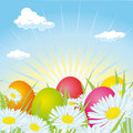 Free Easter Eggs Royalty Free Stock Photography - 26579147