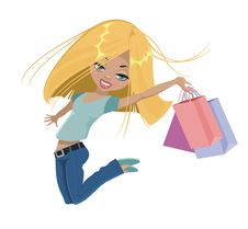 Free Shopping Royalty Free Stock Photo - 26570335