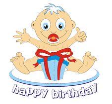 Free Happy Birthday Royalty Free Stock Images - 26575299