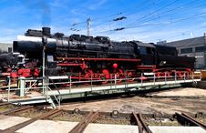 Free Steam On The Turntable Stock Photos - 26577483