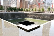 Free Memorial PooL New York City Stock Photos - 26578143