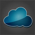 Free Transparency Cloud Computing Icon Stock Images - 26584314