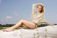 Free Beautiful Adult Sensuality Woman Stock Images - 26588844
