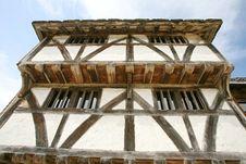 Free Elizabethan House Royalty Free Stock Photo - 26589445