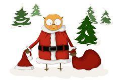 Free Santa Claus Royalty Free Stock Photos - 26589458