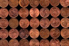 Free Euro Cent Stock Photo - 26589490
