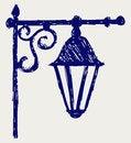 Free Old Lamp Stock Image - 26595741