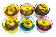 Free Mangosteen Royalty Free Stock Image - 26594646