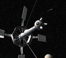 Free Satellite Stock Images - 26598424