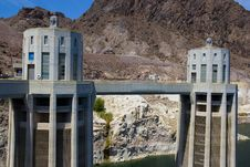 Free Hoover Dam At Lake Powell Royalty Free Stock Photos - 2660008