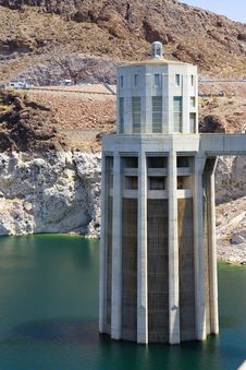 Free Hoover Dam At Lake Powell Stock Image - 2660011