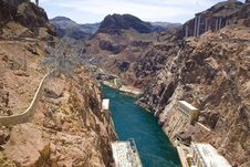 Free Hoover Dam At Lake Powell Stock Image - 2660021