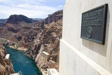 Free Hoover Dam At Lake Powell Royalty Free Stock Photo - 2660025