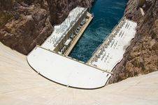 Free Hoover Dam At Lake Powell Royalty Free Stock Photo - 2660035