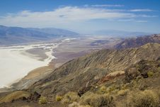 Free Death Valley In California Stock Photography - 2660192