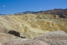 Free Death Valley In California Royalty Free Stock Photography - 2660207