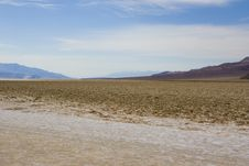 Free Death Valley In California Stock Photo - 2660260