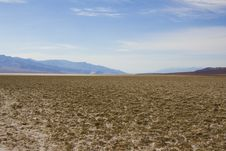 Free Death Valley In California Stock Images - 2660264