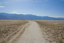 Free Death Valley In California Stock Photography - 2660272