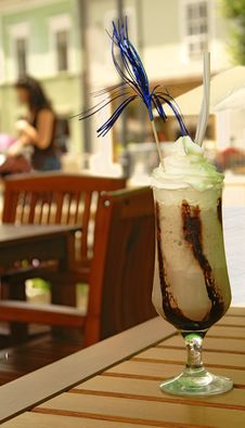Free Summer Frappe Royalty Free Stock Photo - 2661495
