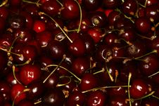 Free Cherries Royalty Free Stock Photography - 2661877