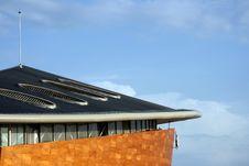 Free Modern Architecture Stadium Stock Images - 2662714