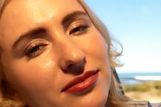 Free Blonde Woman Stock Photos - 2663583