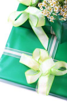 Free Gifts Boxes Royalty Free Stock Photo - 2663735