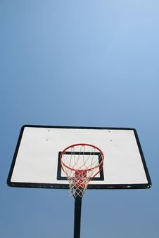 Free Basket Hoop Stock Photos - 2664183