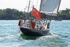 Luxury Ship Stock Images
