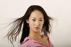 Free Chinese Girl Royalty Free Stock Photos - 2665958