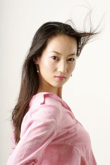 Free Chinese Girl Stock Images - 2666064