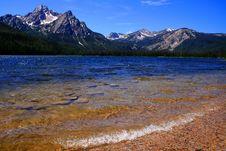 Free Stanley Lake 3 Royalty Free Stock Images - 2666169