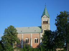 Free Romanesque Church In Czech Stock Image - 2666831