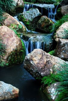 Free Waterfall Royalty Free Stock Images - 2666889