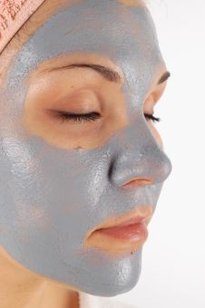 Beauty Mask 33 Royalty Free Stock Photo