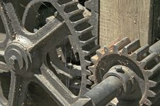 Free Cogwheels Stock Photos - 2668013