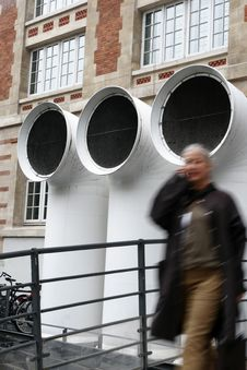 Free Centre Pompidou Stock Photography - 2668262