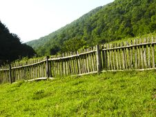 Free Fence Royalty Free Stock Photo - 2668325