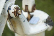 Free White Water Pump Stock Photos - 2668773