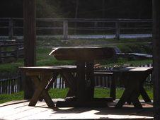Free Rural Desk Stock Image - 2669231